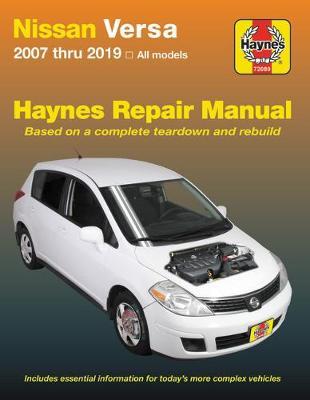HM Nissan Versa 2007-2019