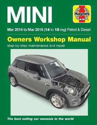 MINI petrol & diesel (Mar '14-'18): Complete coverage for your vehicle