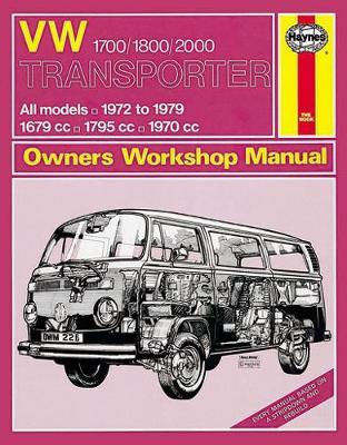 VW Transporter 1700/1800/2000