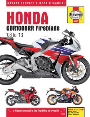 Honda CBR1000R Fireblade (08 - 13)