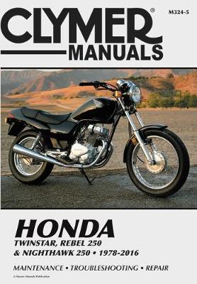 CL Honda Twinstar Rebel 250 Nighthawk 25
