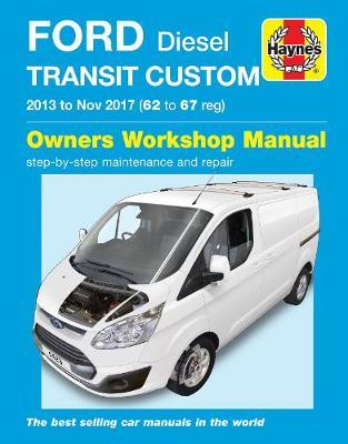 Ford Transit Custom Diesel ('13-'18) 62 to 18
