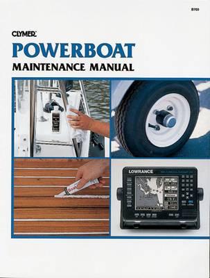 Powerboat General Maintenance & Service Manual