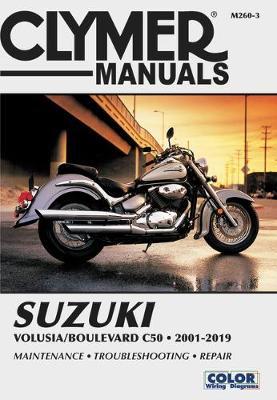 CL Suzuki Volusia/Boulevard C50 2001-2019 Repair Manual