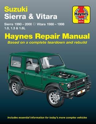 HM Suzuki Sierra 1988-2000/Vitara 1988-1998