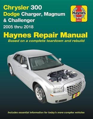 Chrysler 300 & Dodge Charger, Magnum & Challenger ('05-'18)