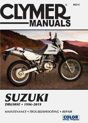 Clymer Manual Suzuki DR650ES 1996-2019