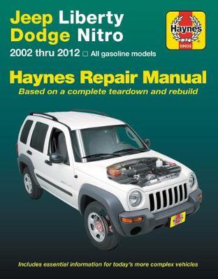 HM Jeep Liberty Dodge Nitro 2002-2012