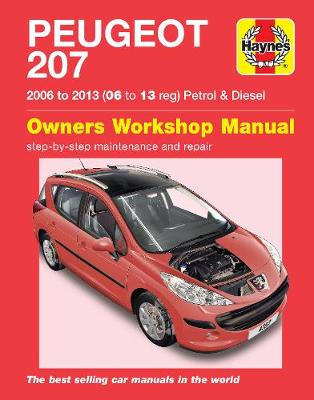 Peugeot 207 ('06 to '13) 06 to 09