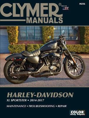 Clymer Harley-Davidson XL Sportster (2014 - 2017)