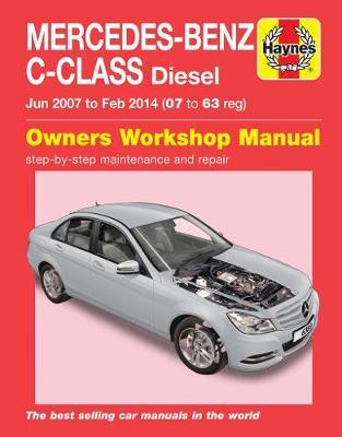 Mercedes-Benz C-Class Diesel W204 2007-2014 Repair Manual
