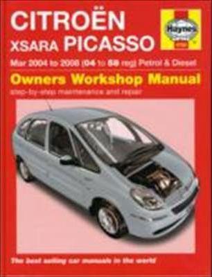 Citroen Xsara Picasso Petrol and Diesel Service and Repair Manual: 2004 to 2008