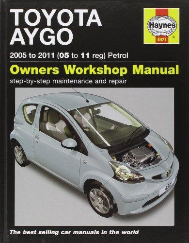 Toyota Aygo Petrol: 2005 to 2011