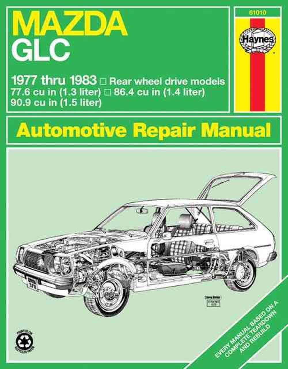 Mazda GLC (RWD) (77 - 83)