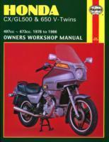Honda CX/GL500 & 650 V-Twins (78 - 86)