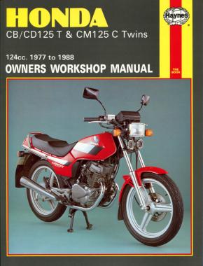 Honda CB/CD125T & CM125C Twins (77 - 88)