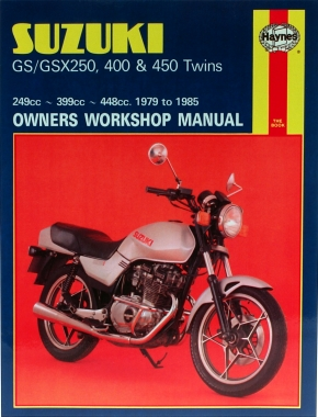 Yamaha XZ550 Vision V-Twins 1982-1983 Repair Manual