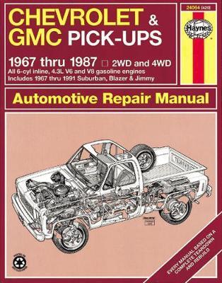 Chevrolet & GMC Pick Ups (67 - 87)
