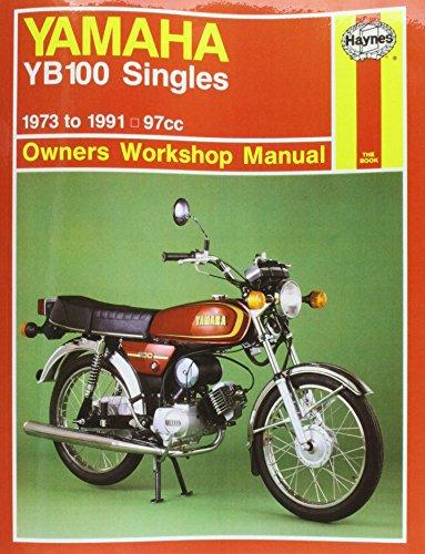 Yamaha YB100 Singles 1973-1991 Repair Manual