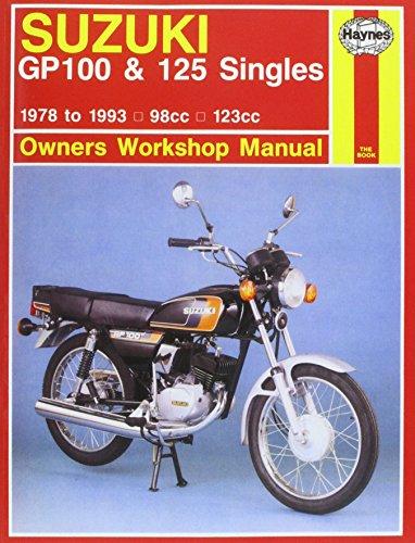 Suzuki GP100 & 125 Singles (78 - 93)