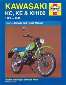 Kawasaki KC, KE & KH100 (75 - 99)