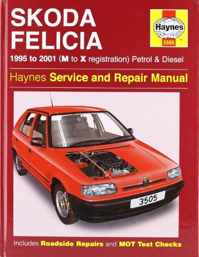 Skoda Felicia Service and Repair Manual