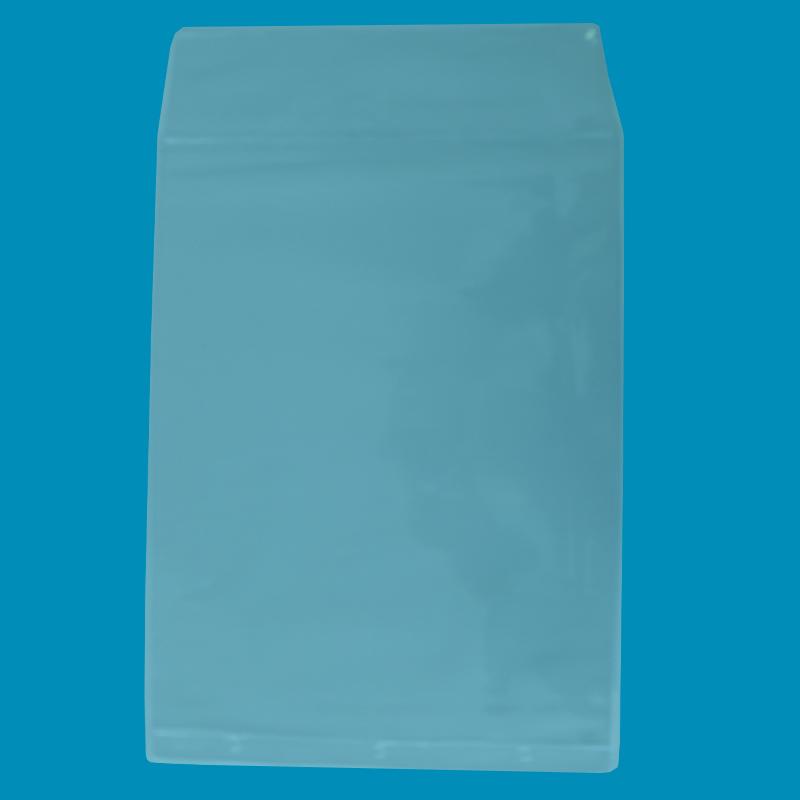 Clear Plastic Sleeve for SIN Cards Car