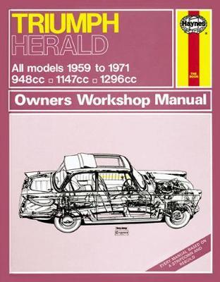 Triumph Herald Owner's Workshop Manual