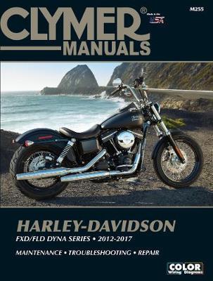 Clymer Harley-Davidson FXD/FLD Dyna Series: (2012 - 2017)