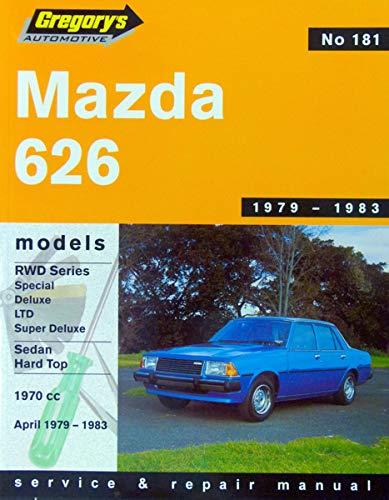 Mazda 626 Rwd (1979-83)