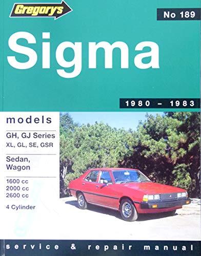 Mitsubishi Sigma Gh-Gj (1980-83)
