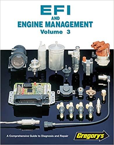 Efi & Engine Management: A Comprehensive Guide to Diagnosis and Repair: Vol 3