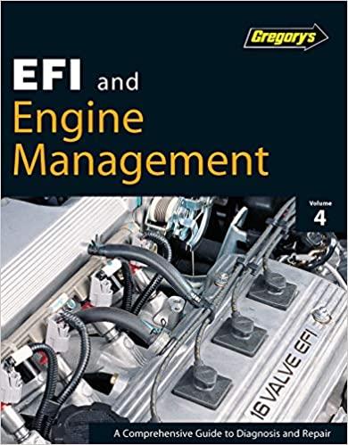 Efi & Engine Management: Vol 4