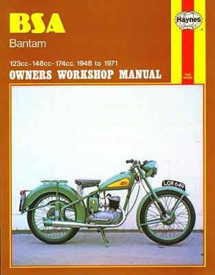 BSA Bantam (48 - 71)
