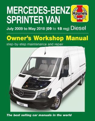 Mercedes-Benz Sprinter Diesel Vans July '09 to May '18 (09 to 18 reg)