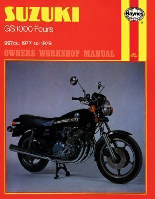 Suzuki GS1000 Fours 1977-1979 Repair Manual