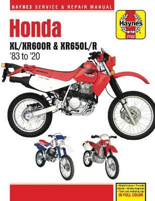 HM Honda XL XR600R XR650LR 1983-20