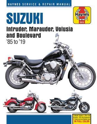 HM Suzuki Intruder Marauder Volusia & Boulevard 1985-2019