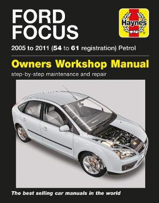 Ford Focus Petrol LS, LT 2005-2011 Repair Manual
