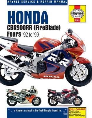 Honda CBR900RR