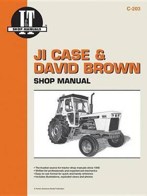 Case & David Brown Collection Repair Manual