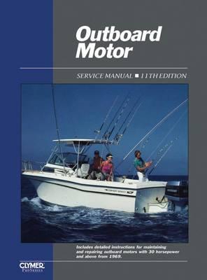 Outboard Motor Service Manual Vol.2 1969-1989 Repair Manual