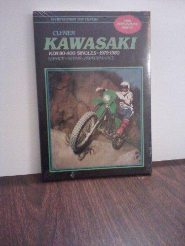 CL Kawasaki KDX80-420 Single 1979-81