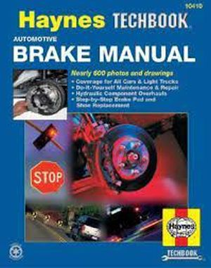 Automotive Brake Haynes Techbook
