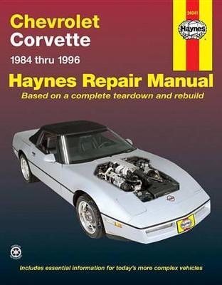 Chevrolet Corvette 1984-1996 Repair Manual