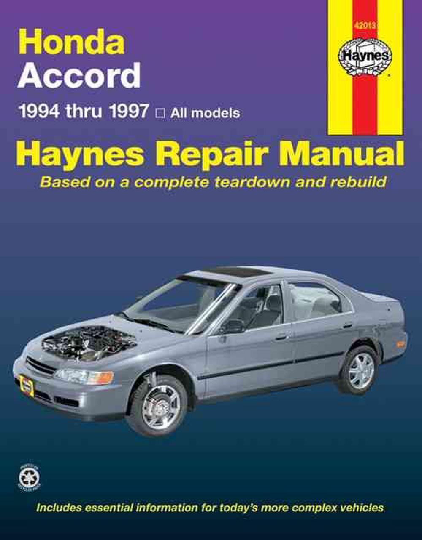 Honda Accord (94 - 97)
