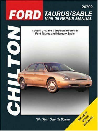 Ford Taurus/Sable (96 - 05) (Chilton)