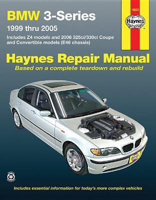 BMW 3-Series: 99-05