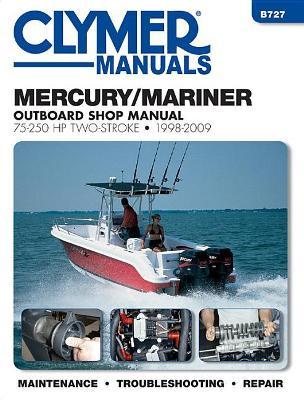 Clymer Mercury/Mariner 75-250 Hp 2-Stroke Outboard