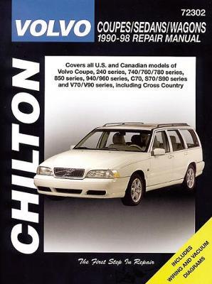 Volvo Coupes/Sedans/Wagons (90 - 98) (Chilton)